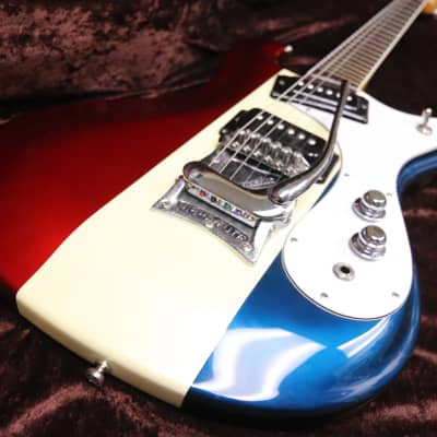 Mosrite Mosrite of Classic Red White & Blue for sale