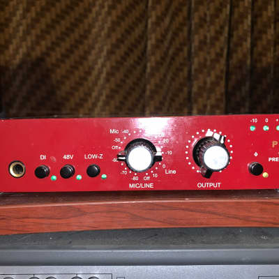 Golden Age Pre-73 MKII Red