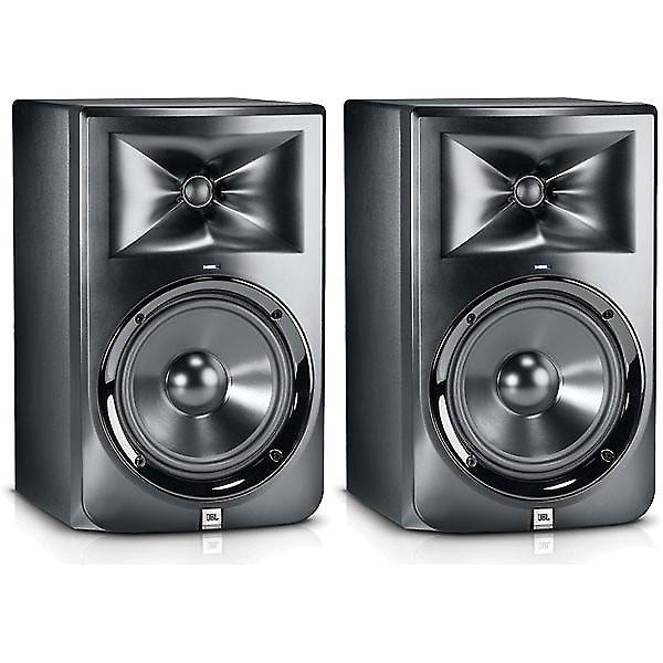 jbl monitor speakers. JBL LSR308 Active Monitor Jbl Speakers