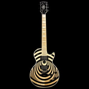 Gibson Zakk Wylde Signature Les Paul Custom Vertigo 2012