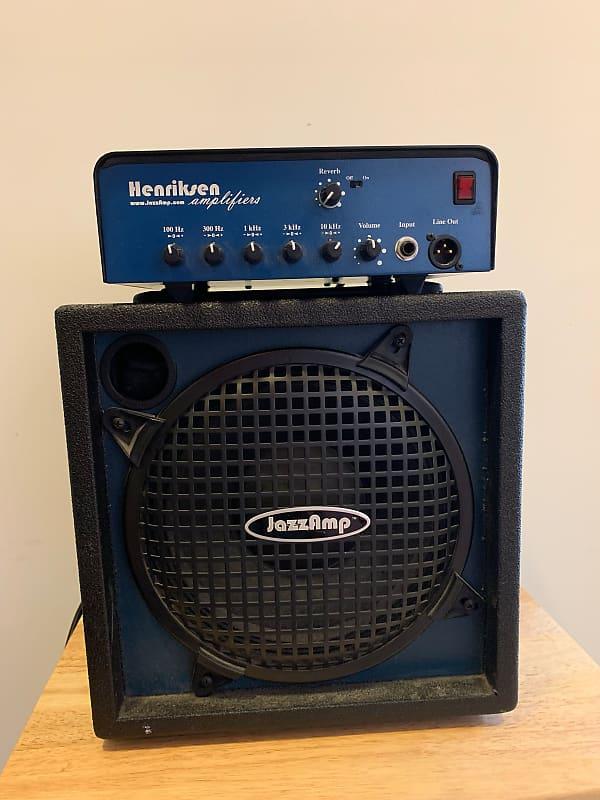 henriksen convertable jazz amp noah 39 s gear emporium reverb. Black Bedroom Furniture Sets. Home Design Ideas