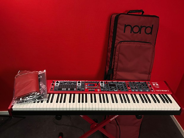 how to set nord stage usb1