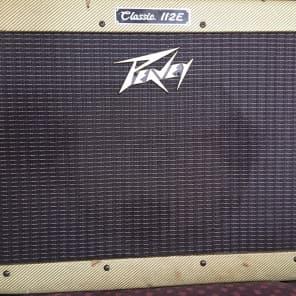 Peavey Classic 112E 30-Watt 16ohm 1x12 Guitar Cabinet