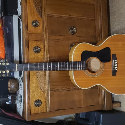 1998 Guild JF-30 Natural 12 String Blonde for sale