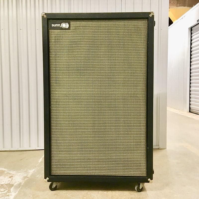 sunn o 415 m bass guirar speaker cabinet c 1970s original reverb. Black Bedroom Furniture Sets. Home Design Ideas