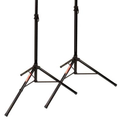 Ultimate Support Jamstands JS-TS50-2 Pair Tripod Speaker Stand