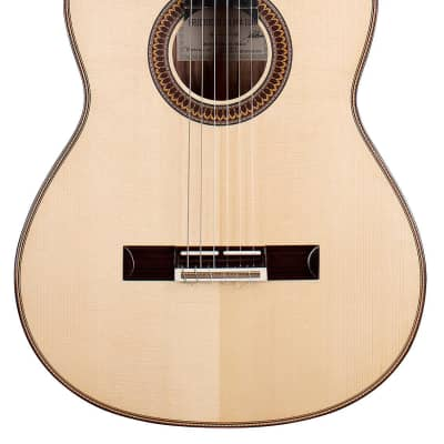 Fructuoso Zalapa Romanillos 2020 Classical Guitar Spruce/Kingwood for sale