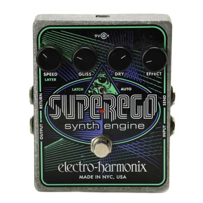 Electro Harmonix Superego Synth Engine - Used