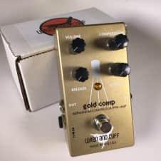 Wren and Cuff Gold Comp Compressor