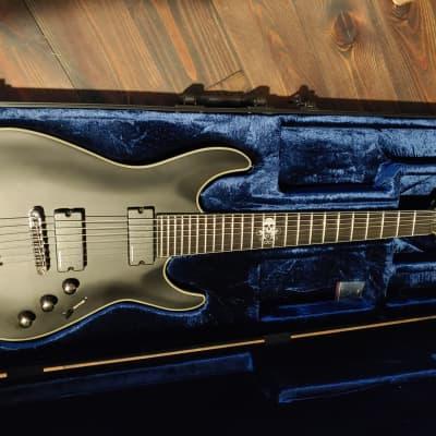 Schecter Blackjack ATX C-7 Matte Black for sale
