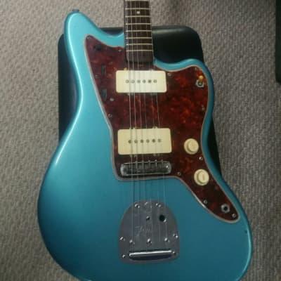 Fender Jazzmaster Pre CBS 1959 Teal