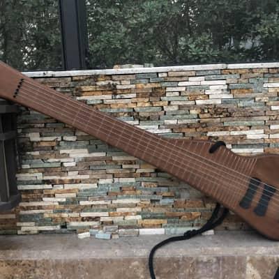 Gittler Custom Left Handed Guitar handmade by Bar Rashi