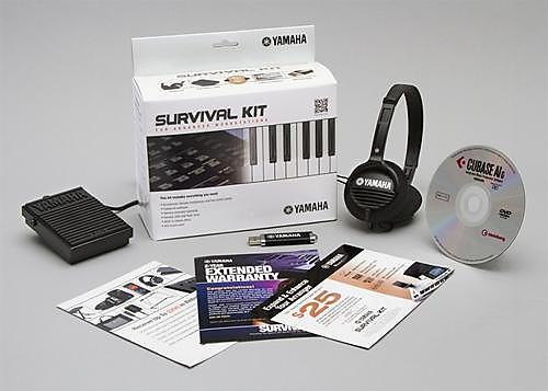 yamaha arranger workstation survival kit sam ash direct reverb. Black Bedroom Furniture Sets. Home Design Ideas