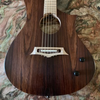 Gadotti  Steel King Cocobolo and Maple Custom for sale