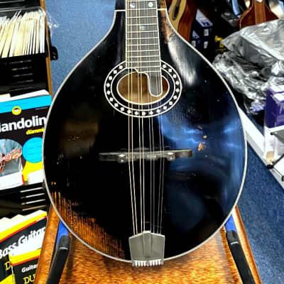 Eastman MD-804 A Model Mandolin in Antique Black