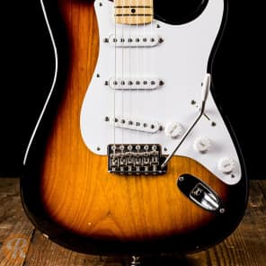 Fender 60th Anniversary American Vintage '54 Stratocaster Sunburst 2014