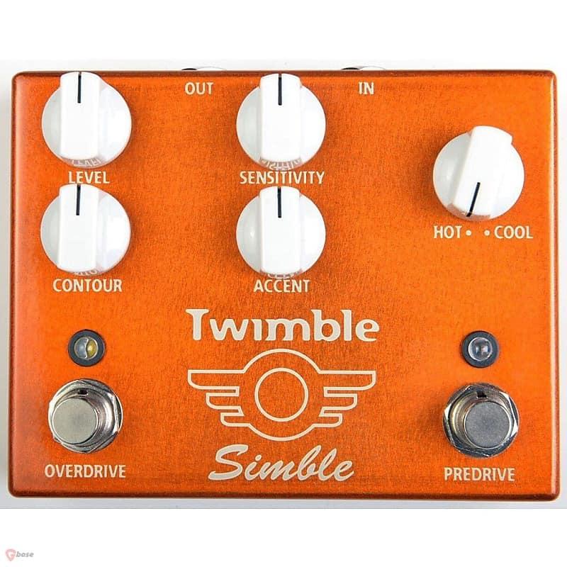 Mad Professor Twimble 2018 Orange image
