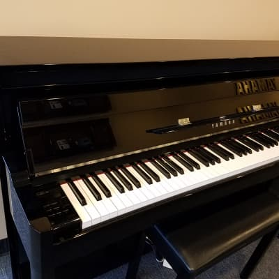 Yamaha NU1 Hybrid Piano Polished Ebony *New Old Stock* with 5 Year Warranty Nu1x Predecessor