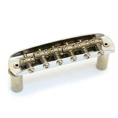 Fender American Vintage Jaguar /Jazzmaster  Bridge Assembly Nickel