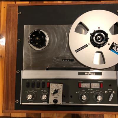 ReVox A77 MK3 Vintage 1971 Rare