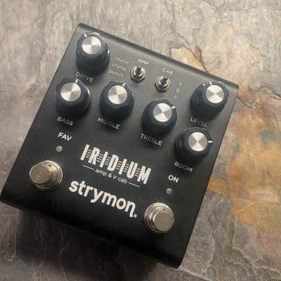 Pre-Owned Strymon Iridium Amp & IR Cab Simulator