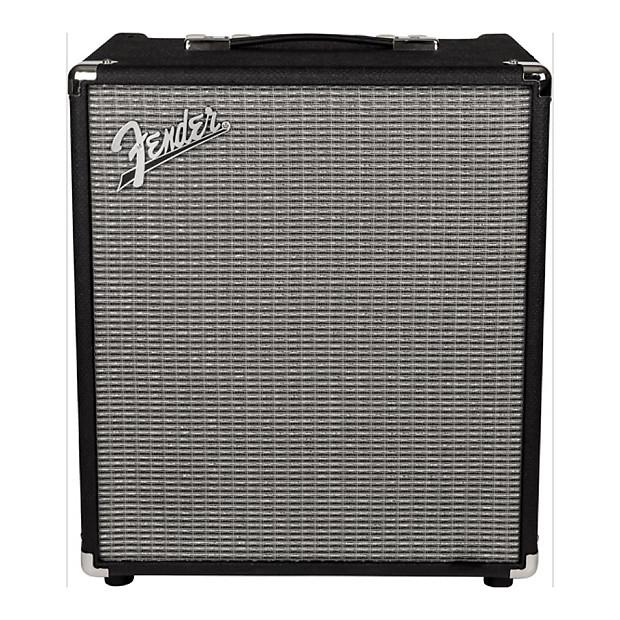 fender rumble 100 combo bass amplifier v3 100 watt 12 reverb. Black Bedroom Furniture Sets. Home Design Ideas