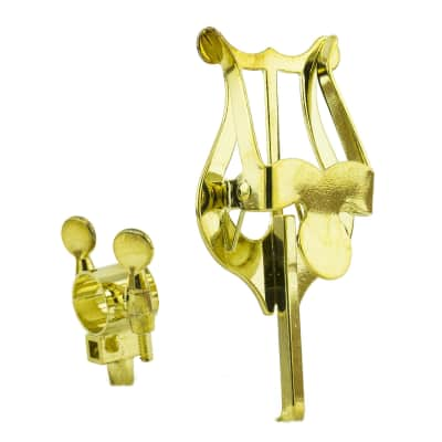 Bach Clamp On Trumpet/Cornet Lyre