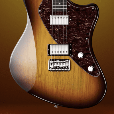 Balaguer The Espada Standard Series Gloss Vintageburst for sale