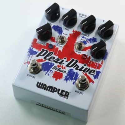 Wampler Pedals Plexi-Drive Dlx
