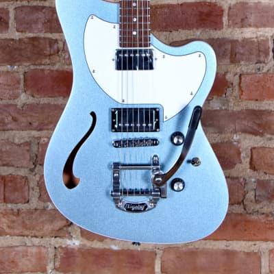 Tagima Jet Blues Deluxe Lake Placid Blue