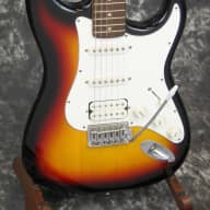 Good used Crate ELG01 double-cutaway electric guitar w/ gigbag for sale