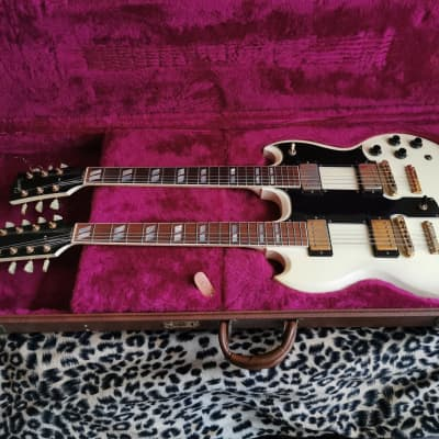 Gibson EDS-1275 Alpine White 1997 for sale