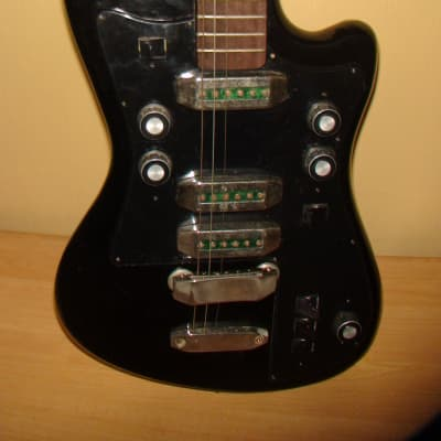 Formanta Solo-ll USSR Soviet Electric Guitar Vintage for sale