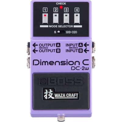 Boss DC-2 Dimension C Waza Craft