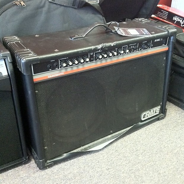 crate g120cxl guitar combo amplifier reverb. Black Bedroom Furniture Sets. Home Design Ideas