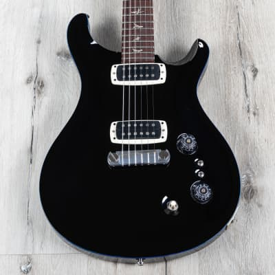 PRS Paul Reed Smith Paul's Guitar, Rosewood Fretboard, Black w/ Blue Binding for sale
