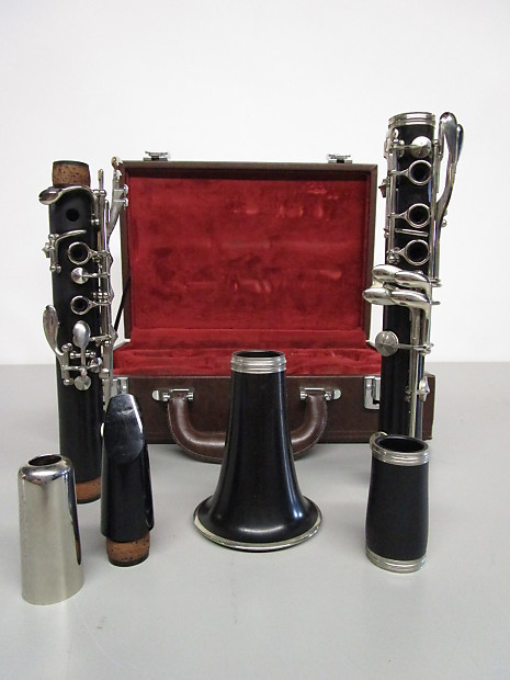 Prime Buffet Crampon E11 Wood Clarinet Made In Germany Just Serviced Download Free Architecture Designs Itiscsunscenecom