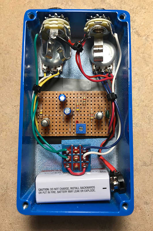 guitar gear workshop tone bender mk1 5 germanium diy reverb. Black Bedroom Furniture Sets. Home Design Ideas