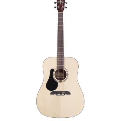 Alvarez RD26L Regent Series Dreadnought Acoustic Guitar Left Handed with Deluxe Gigbag