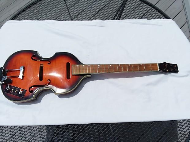 Conrad Violin Guitar 60s