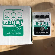 Electro-Harmonix Big Muff Pi with Tone Wicker - Excellent condition