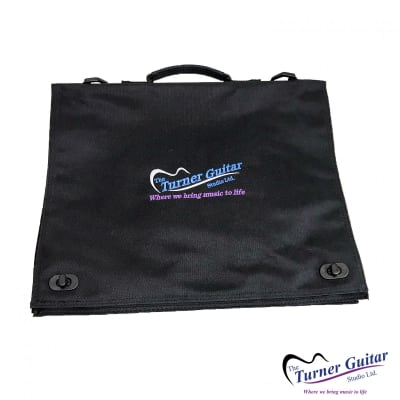 """Levy's 15""""x12"""" Book Bags with Turner Guitar Studio Embroidery"""