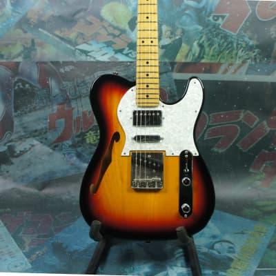 Fender Telecaster Thinline Special TN-85SPL 2004 Sunburst Texas Special CIJ for sale