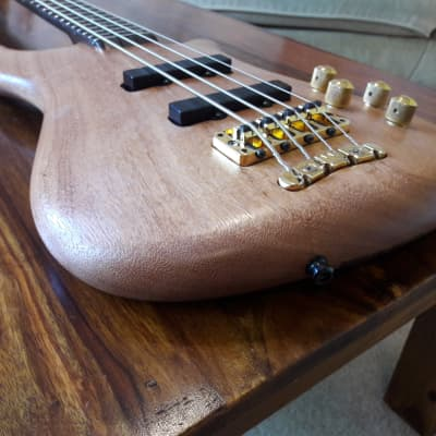 Warwick Streamer Stage 2 1991 Natural Oil for sale