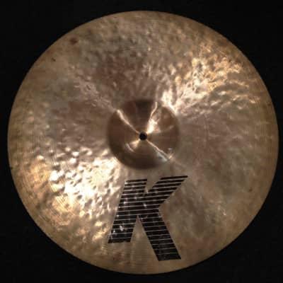 "Zildjian 20"" K Series ""EAK"" Dark Crash Cymbal 1982 - 1988"