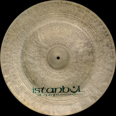 "Istanbul Agop Signature 20"" China 1360 g"