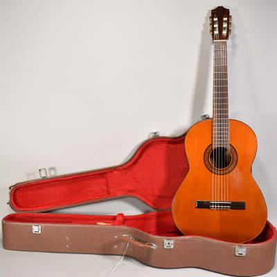 Fernandes Model No. 35 Handmade Grand Concert Nylon Classical Guitar w/HSC for sale