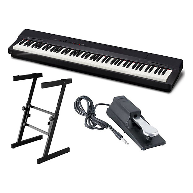 casio px160 88 weighted key digital piano bundle geartree reverb. Black Bedroom Furniture Sets. Home Design Ideas