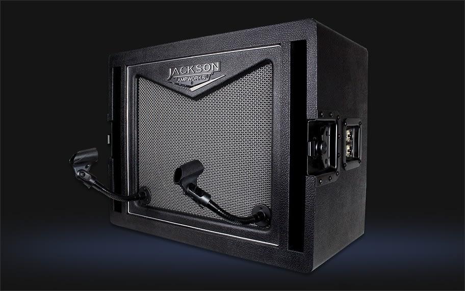Jackson Ampworks 1x12 Isolation Cabinet Reverb