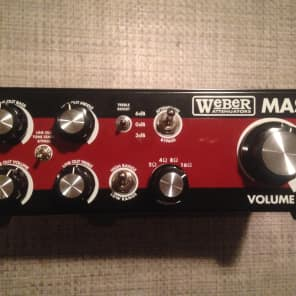 Weber Mass 100w Attenuator